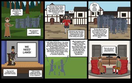 Jamestown Part 2