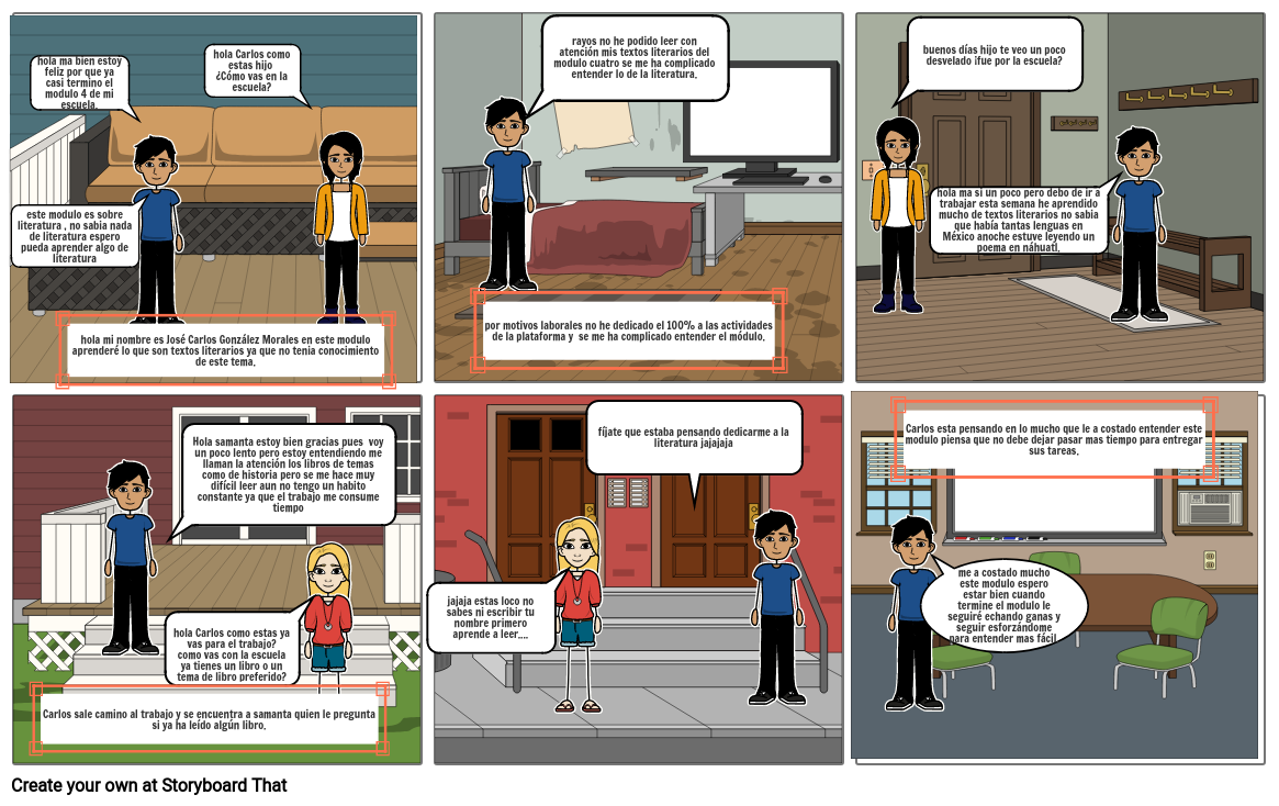 proyecto integrador: la historia como creación literaria