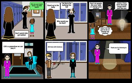 Retro Bill comic