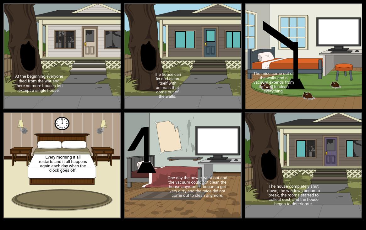 LA Storyboard