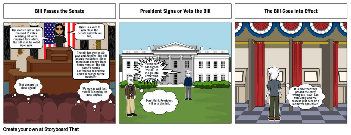 How a Bill Becomes a Law (Part 2)