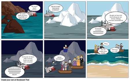 Page two Titanic