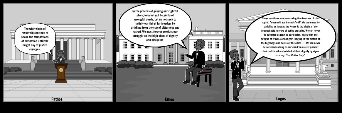 Martin Luther King Jr. Rhetoric