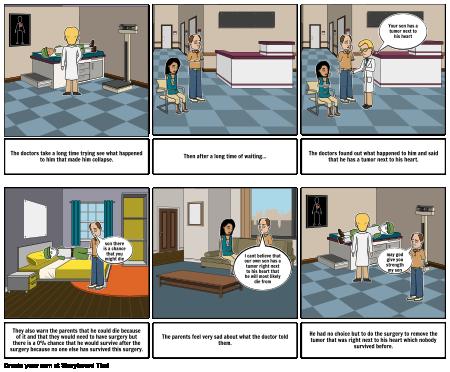 jeremiahs story