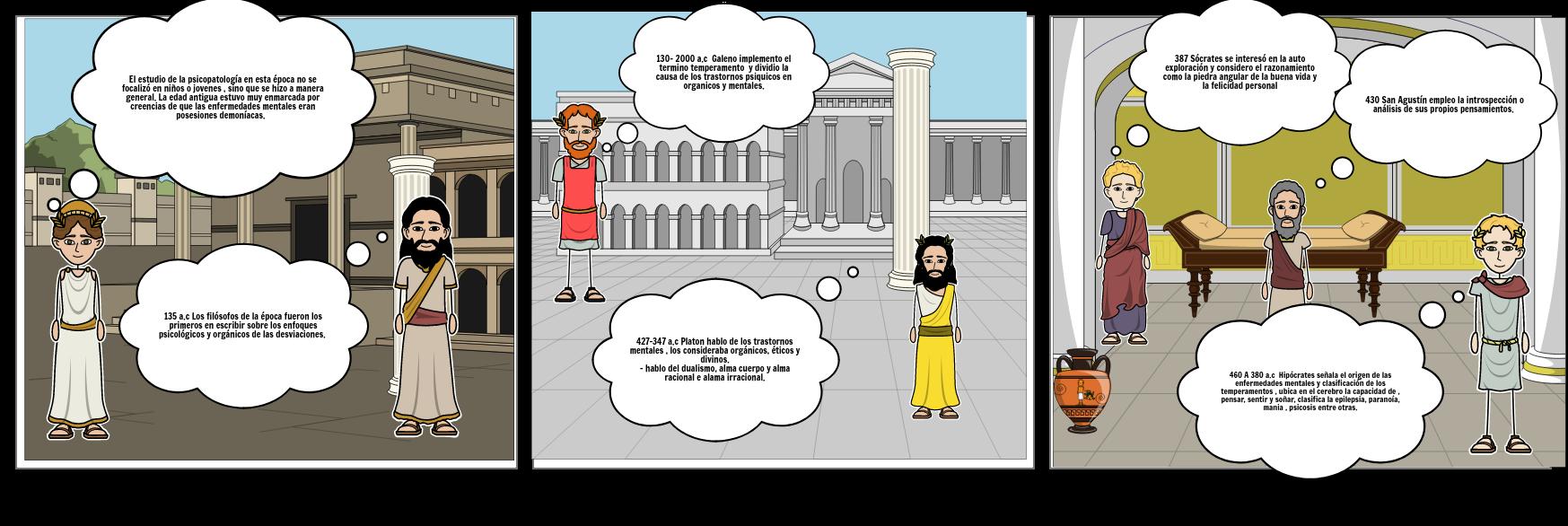 Periodo de tiempo Grecia - Edad antigua  Siglo V a.c.