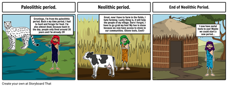 Agricultural Revolution Project.