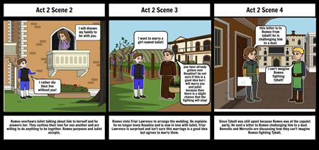 romeo and juliet scene 2