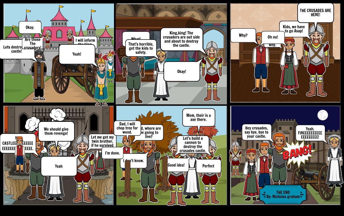 Renaissance versus Crusades