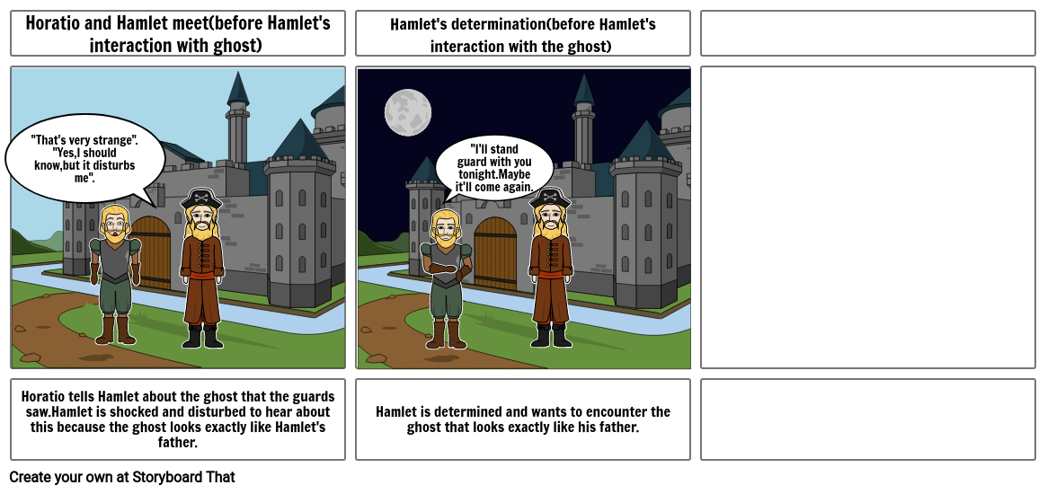 Hamlet:Graphic Novel  by Bryan Part 2
