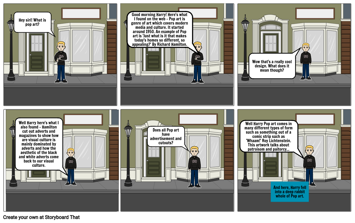 VA comic strip term 3