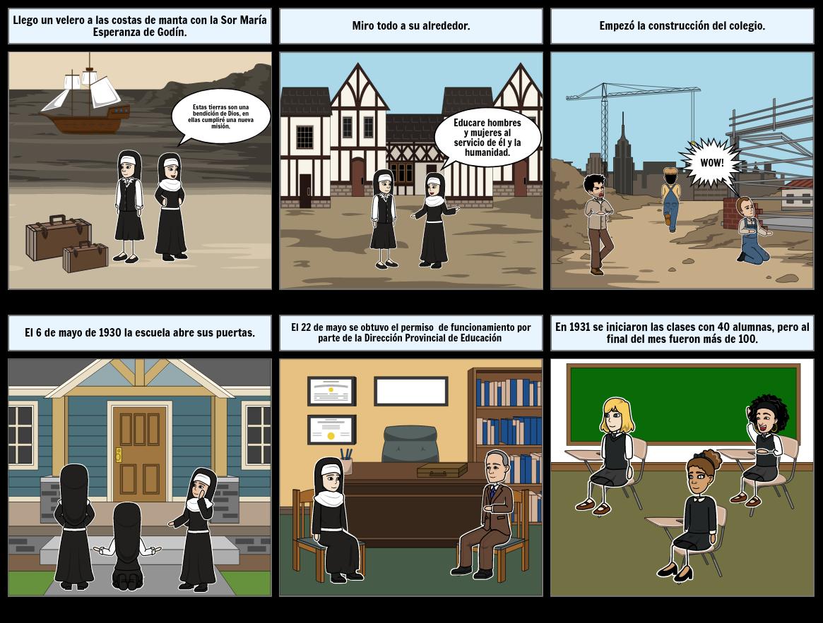 HISTORIA UNIDAD EDUCATIVA STELLA MARIS