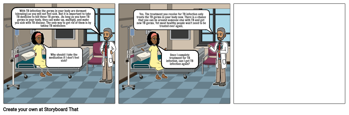 Staying on Track with Tuberculosis Medicine