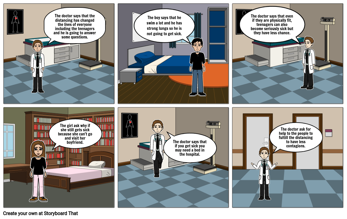 STORYBOARD:Reported statements