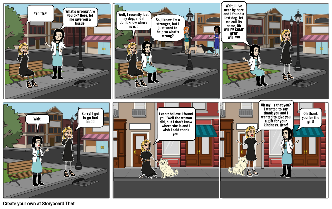 Storyboardthat Project