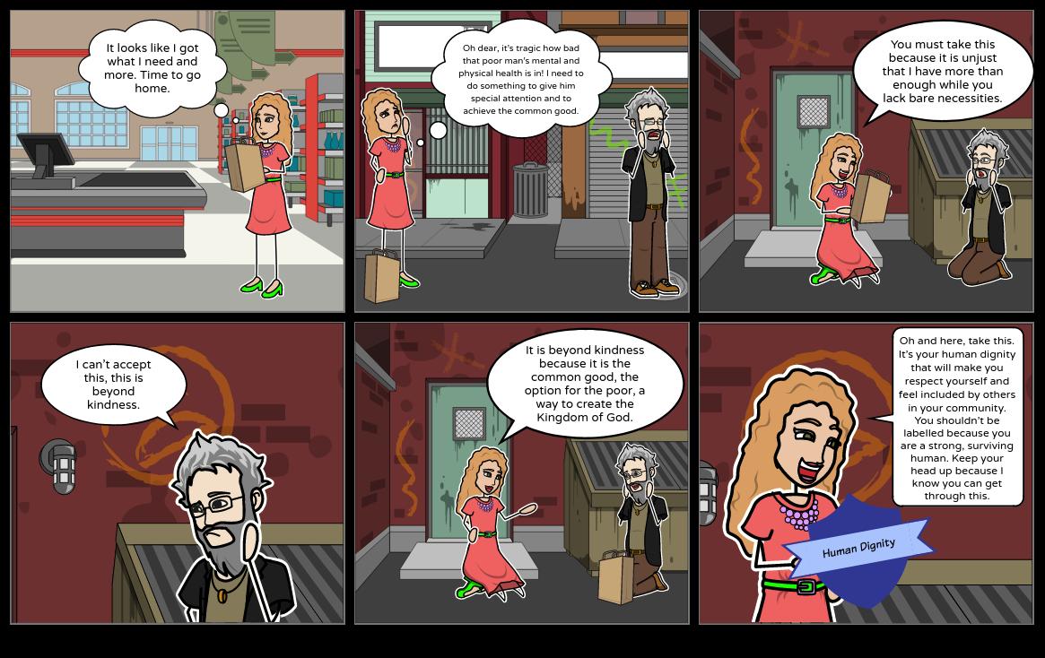 Religion Comic Strip SW