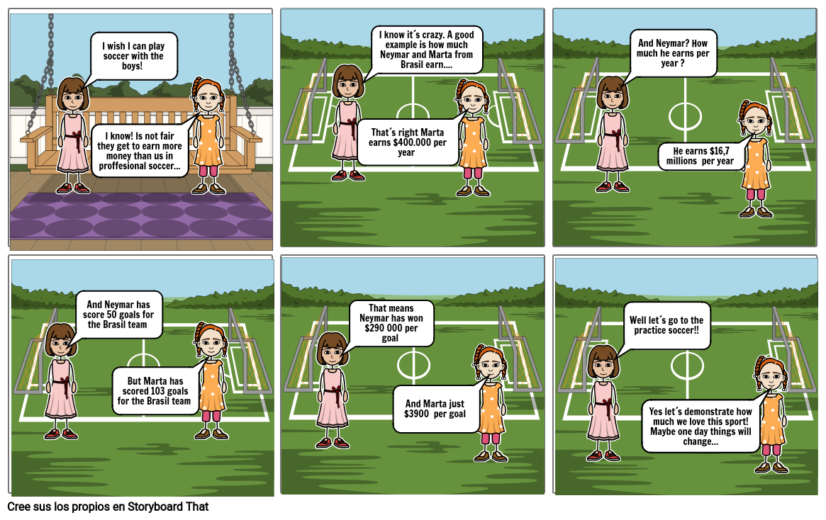 SOCCER facts between boys and girls