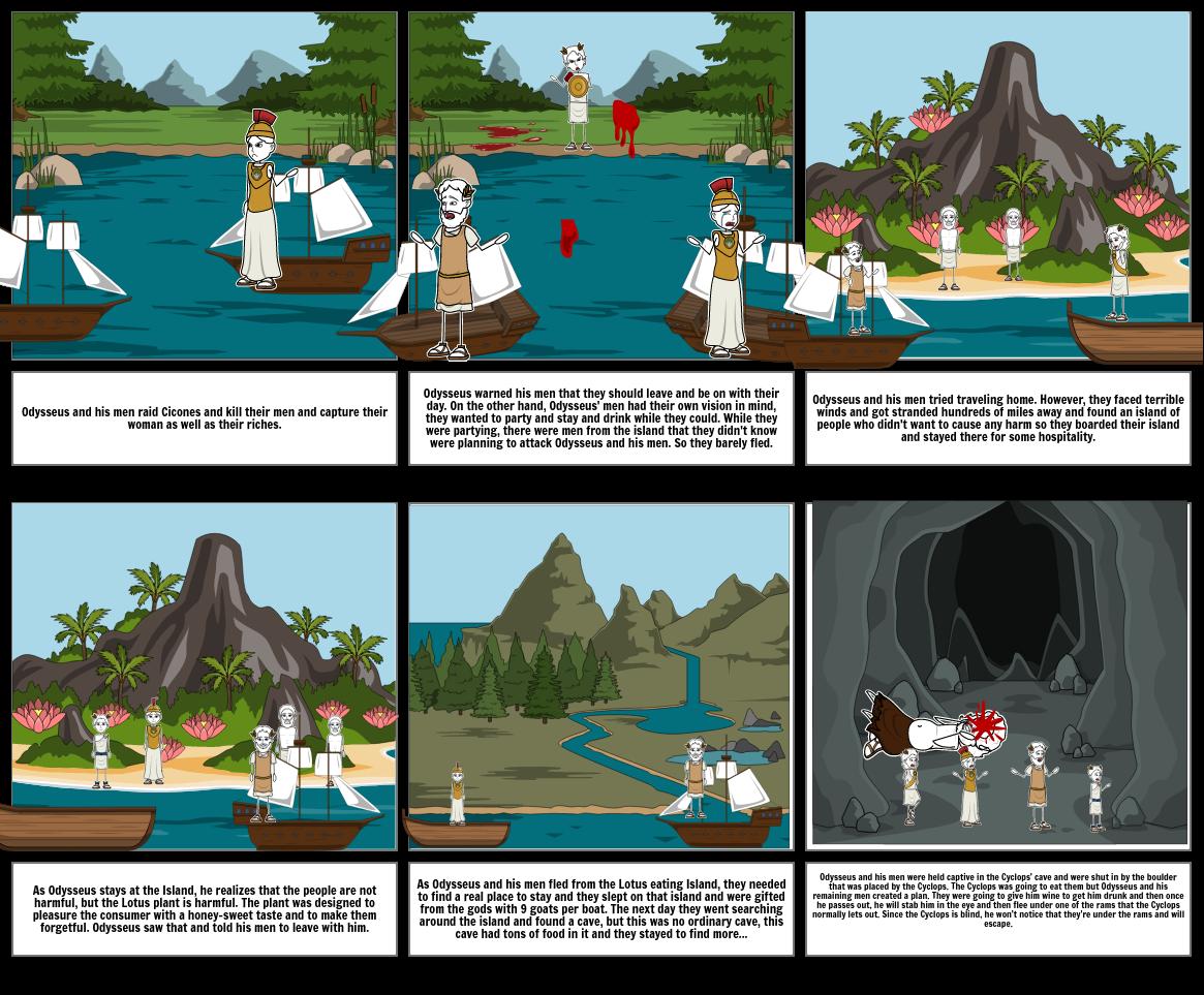 Book 9 Visual Representation