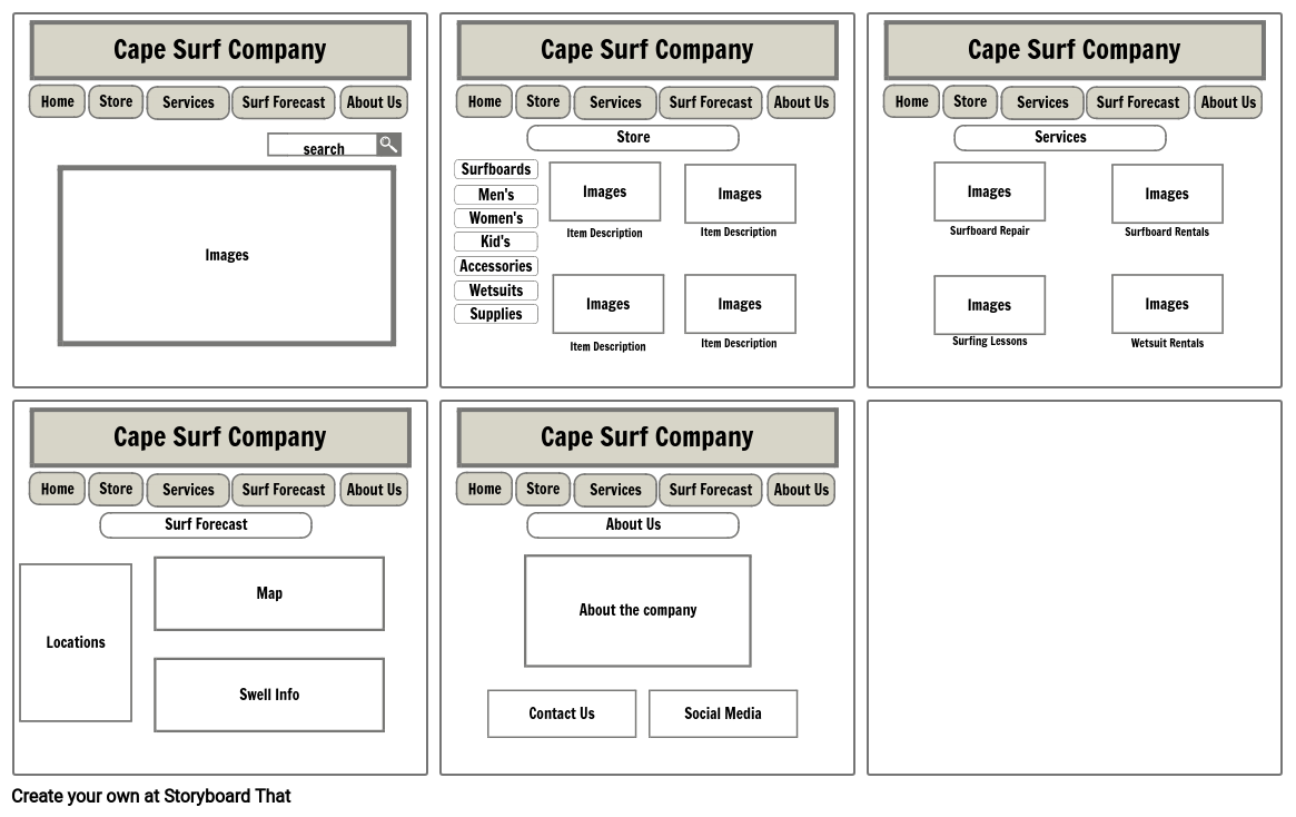 Cape Surf Company