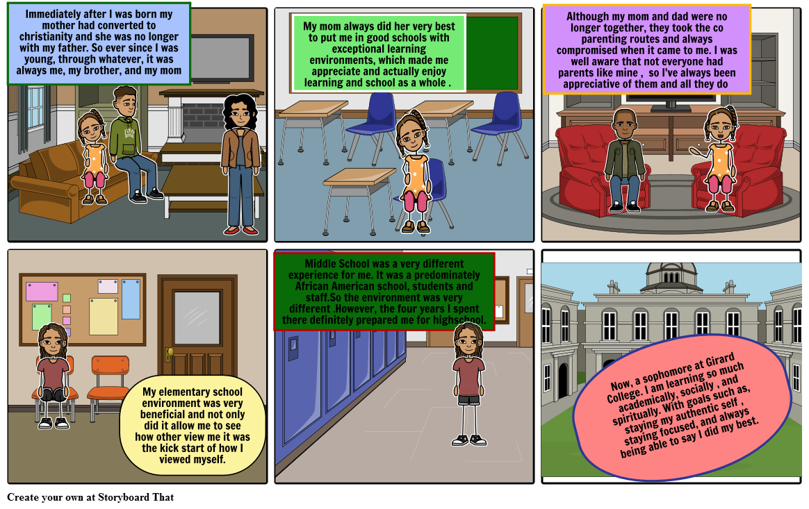 Storyboard your Life!