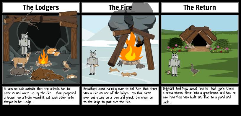 Storyboard Week 5