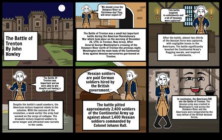 BATTLE OF TRENTON (FINAL) JOHN HOWLEY
