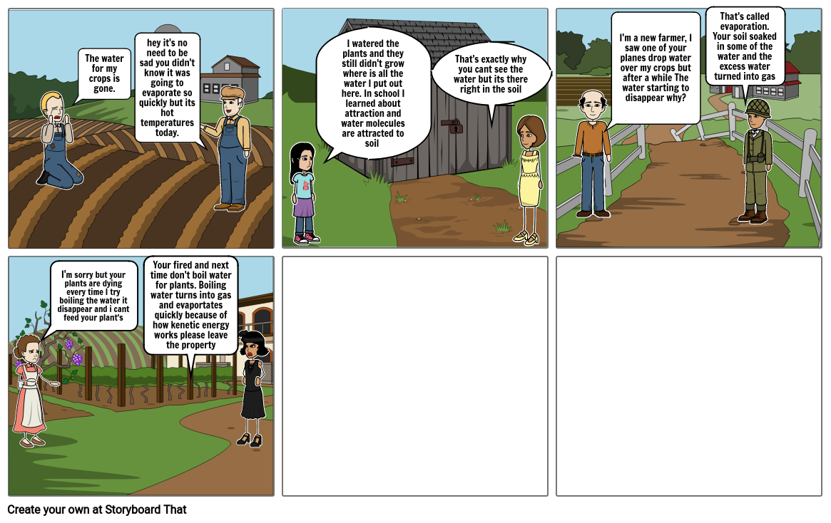 story board project