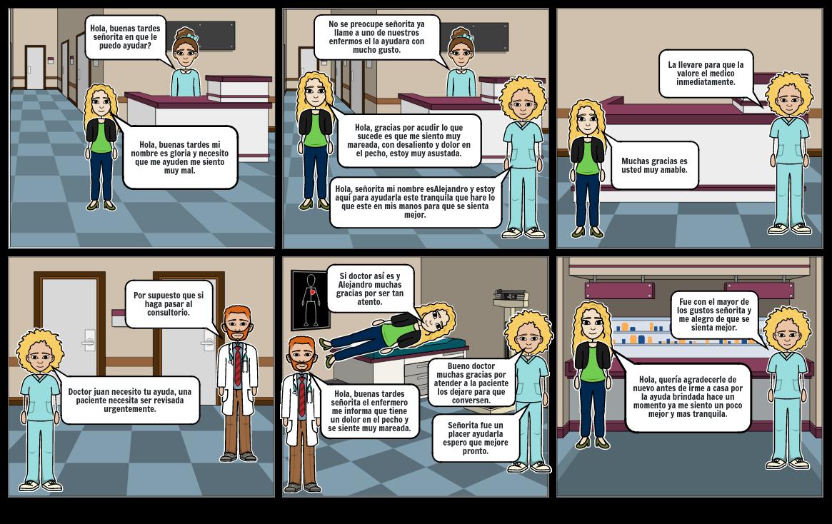 Conocimientos en enfermería