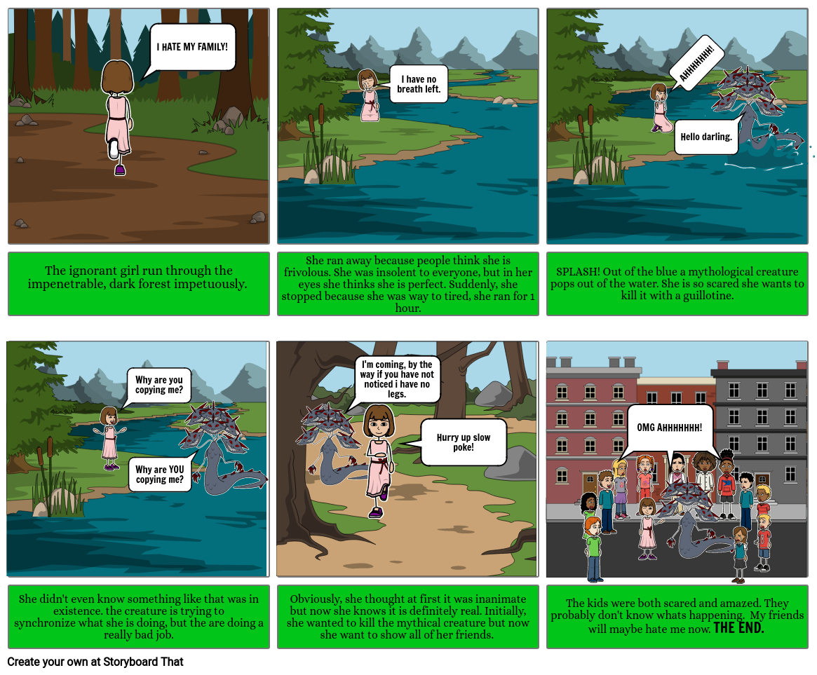 Storybook challenge