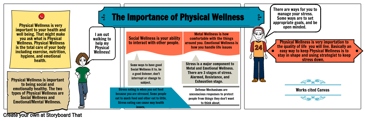 Physical Wellness Module 1