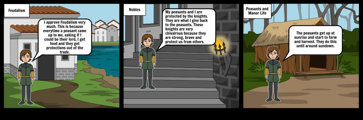 Feudalism System - Vassals