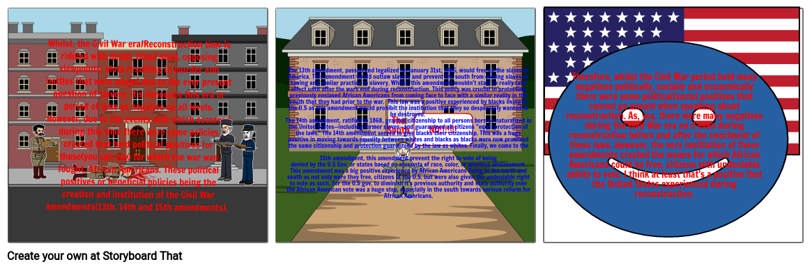 Reconstruction Assessment
