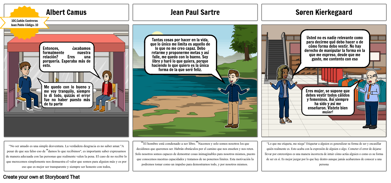 Proyecto de síntesis filosofía segundo periodo - Juan Pablo Cañón Contreras