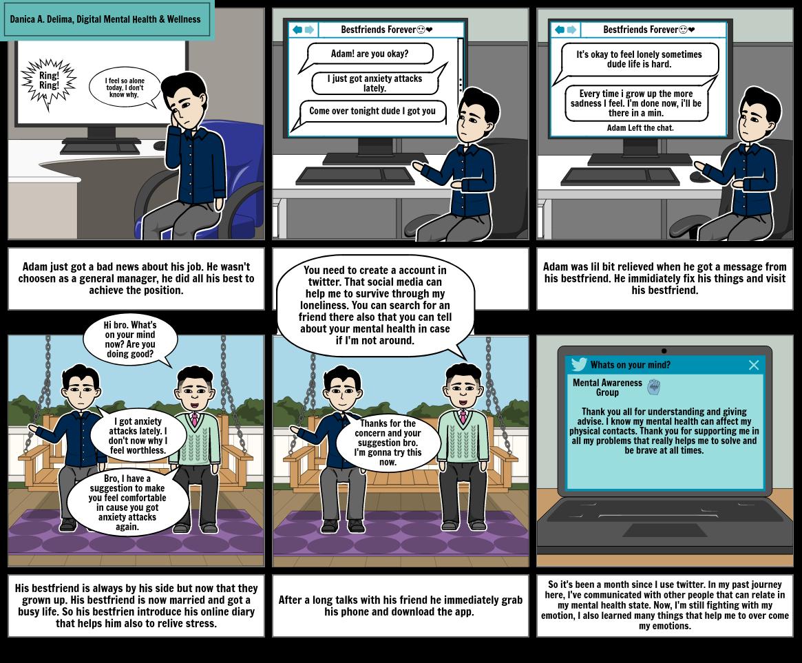 Digital Mental Health Wellness & Physical