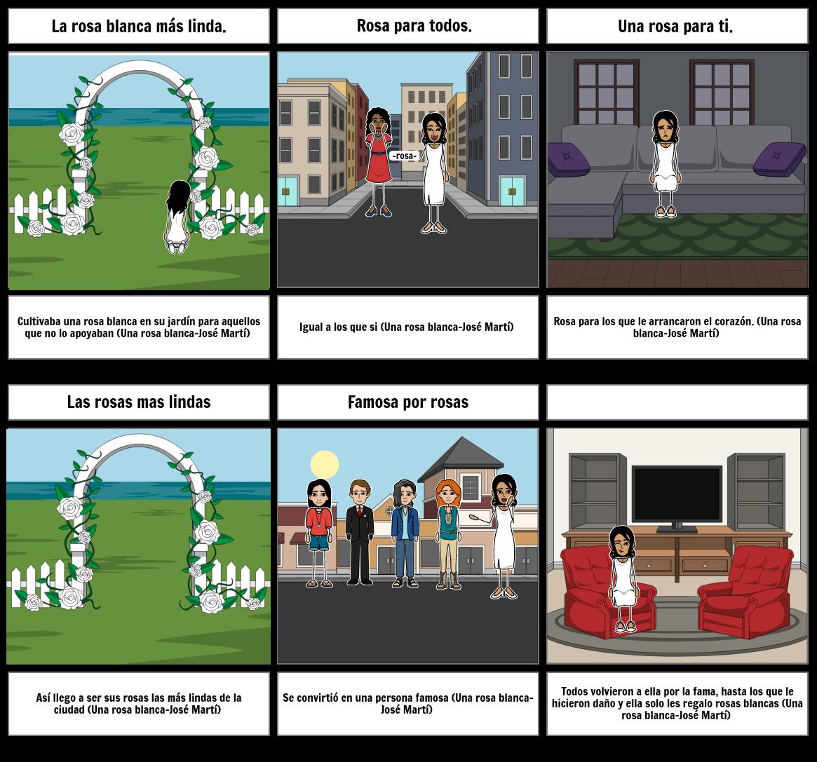 Gabriela Orduz Rojas Storyboard