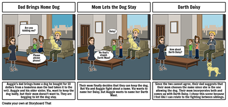 Week 3 - Pages 97-116 of Auggie and Me by R.J. Palacio