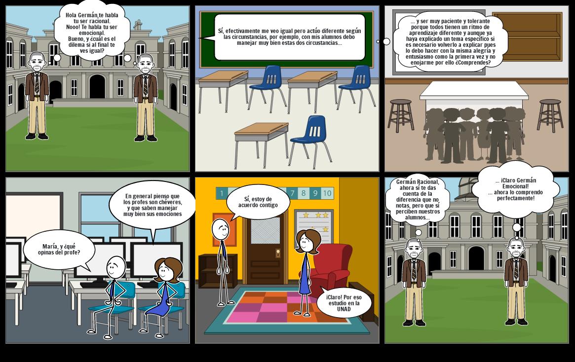 Habilidades emocionales como docente