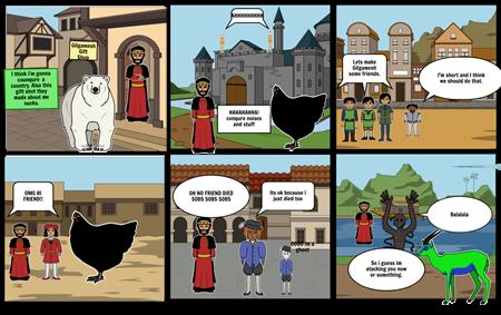 The Tale of Gilgamesh