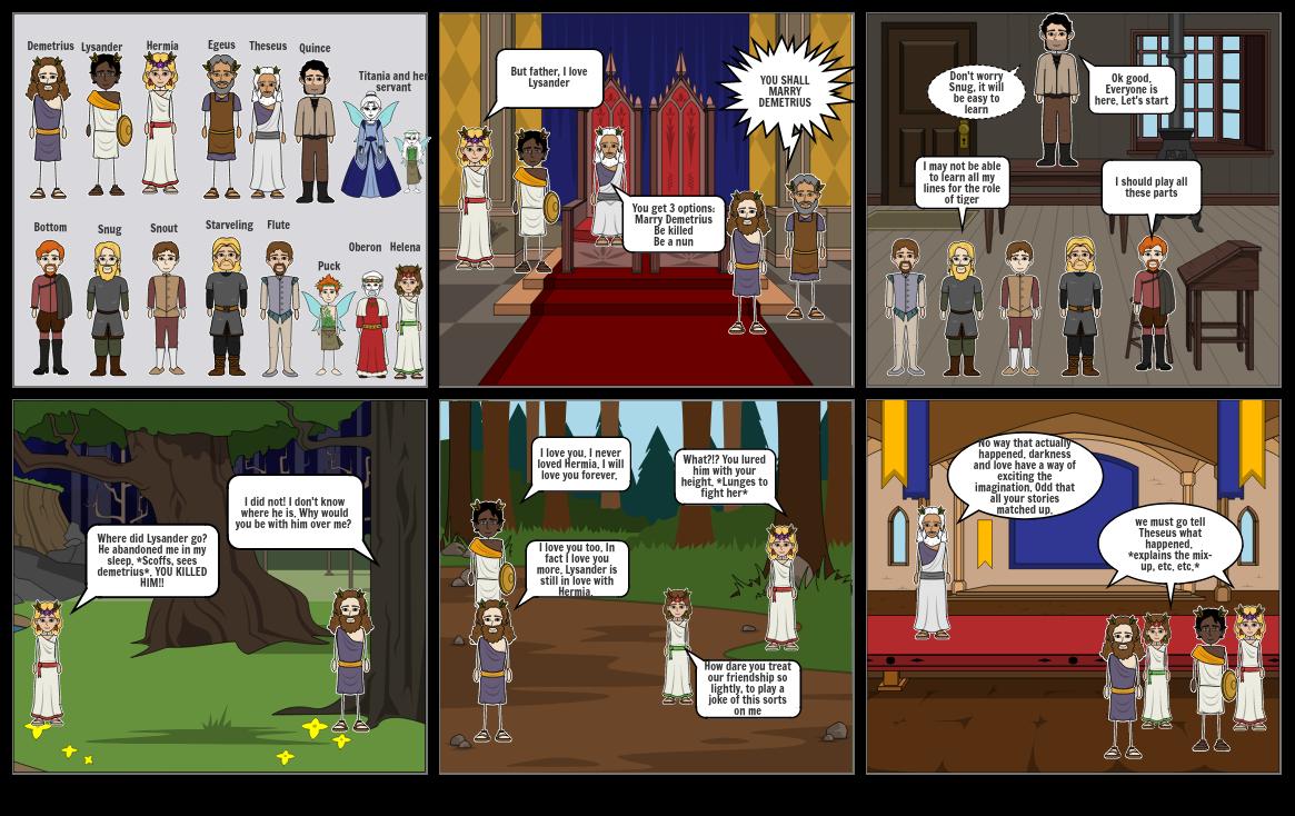 Vengalil Midsummer Night's Dream pt. 1