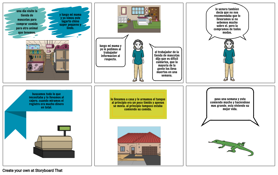 storyboard spanish 2 stem changes