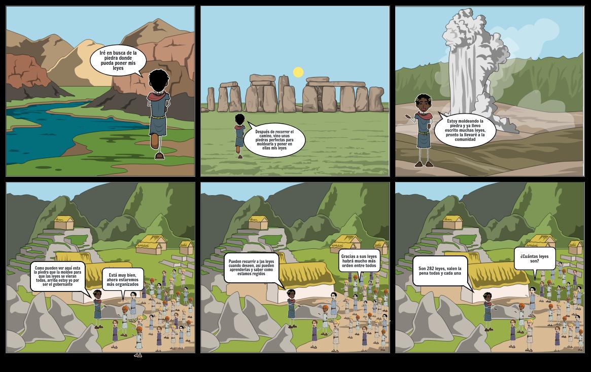 Cómic del periodo agrícola en la administración5