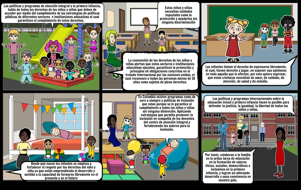POLITICAS Y PROGRAMAS DE ATENCION INTEGRAL A LA PRIMERA INFANCIA -