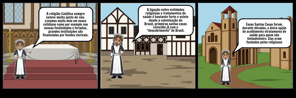 ana nery (saúde e igreja )