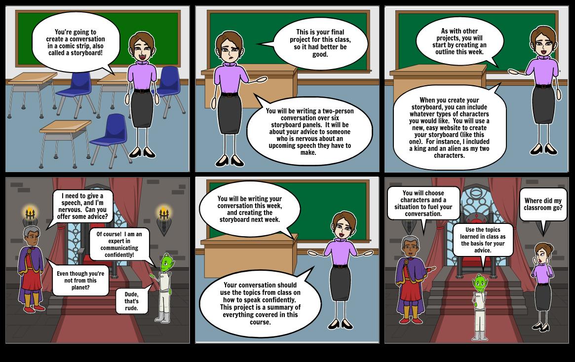 Conversation Overview
