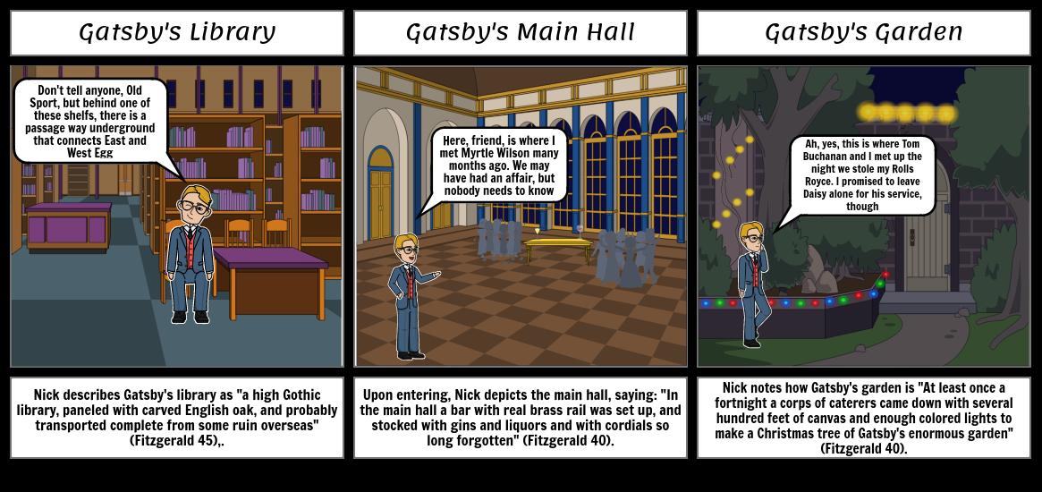 Gatsby Mysteries