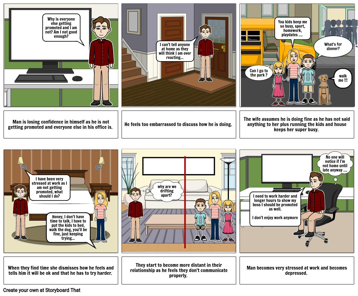 PDH story board 1