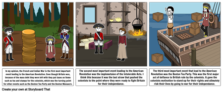 Most Important Events Leading To The American Revolution