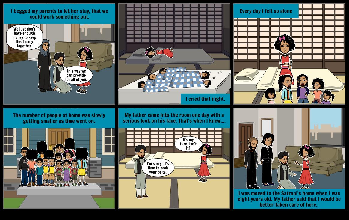 Persepolis Comic pt.2