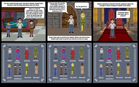 Hamlet (Act II) [Part 2]