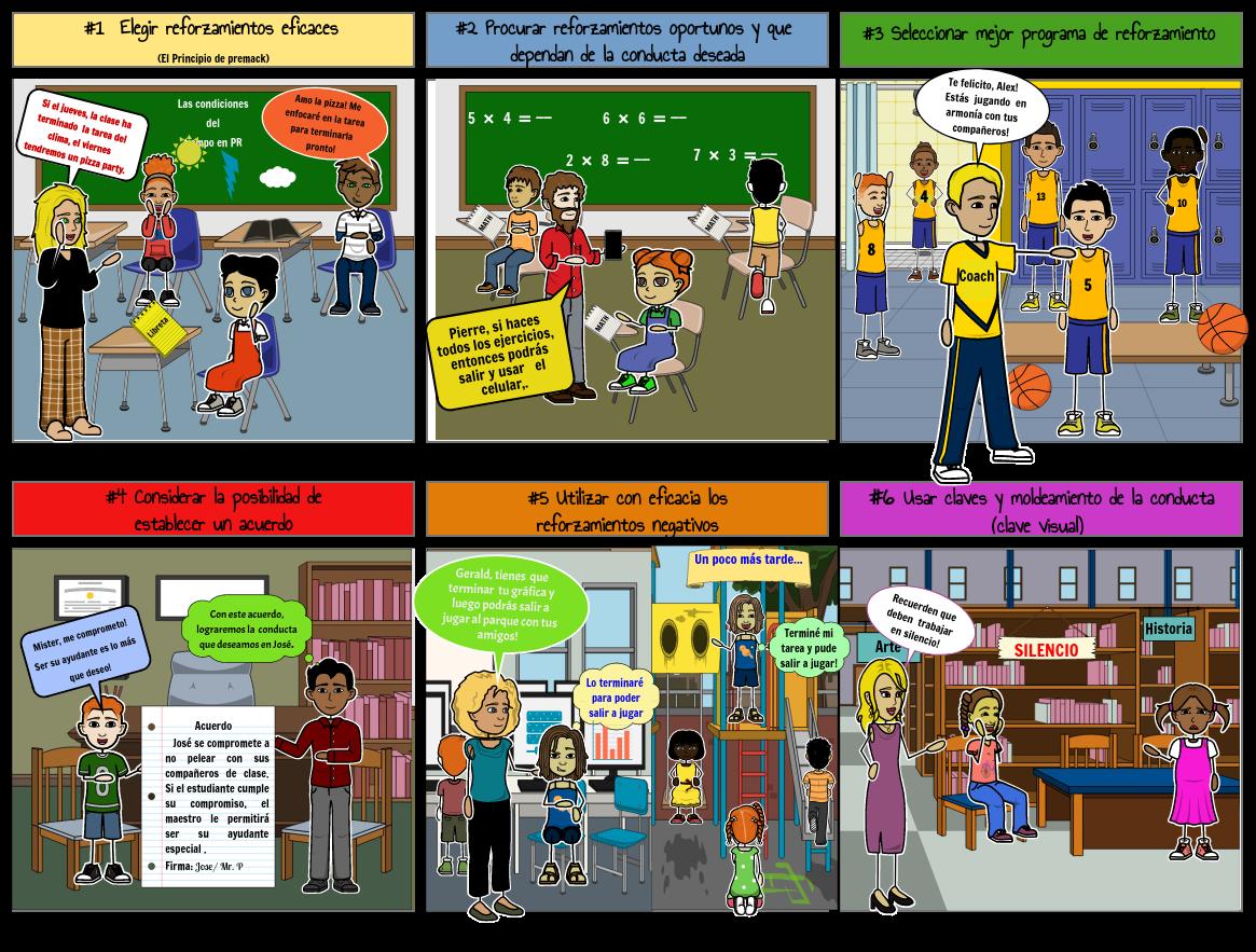 Tirillas Cómicas - Psicología de la Educación