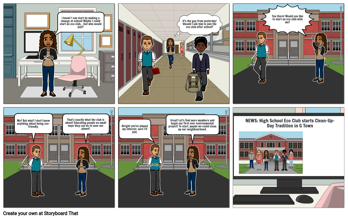 CST Comic Assignment (page 2)